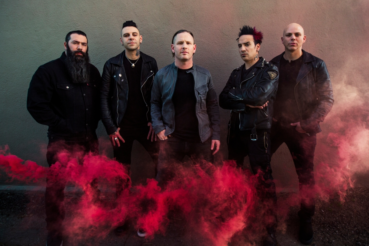 Stone Sour Interview