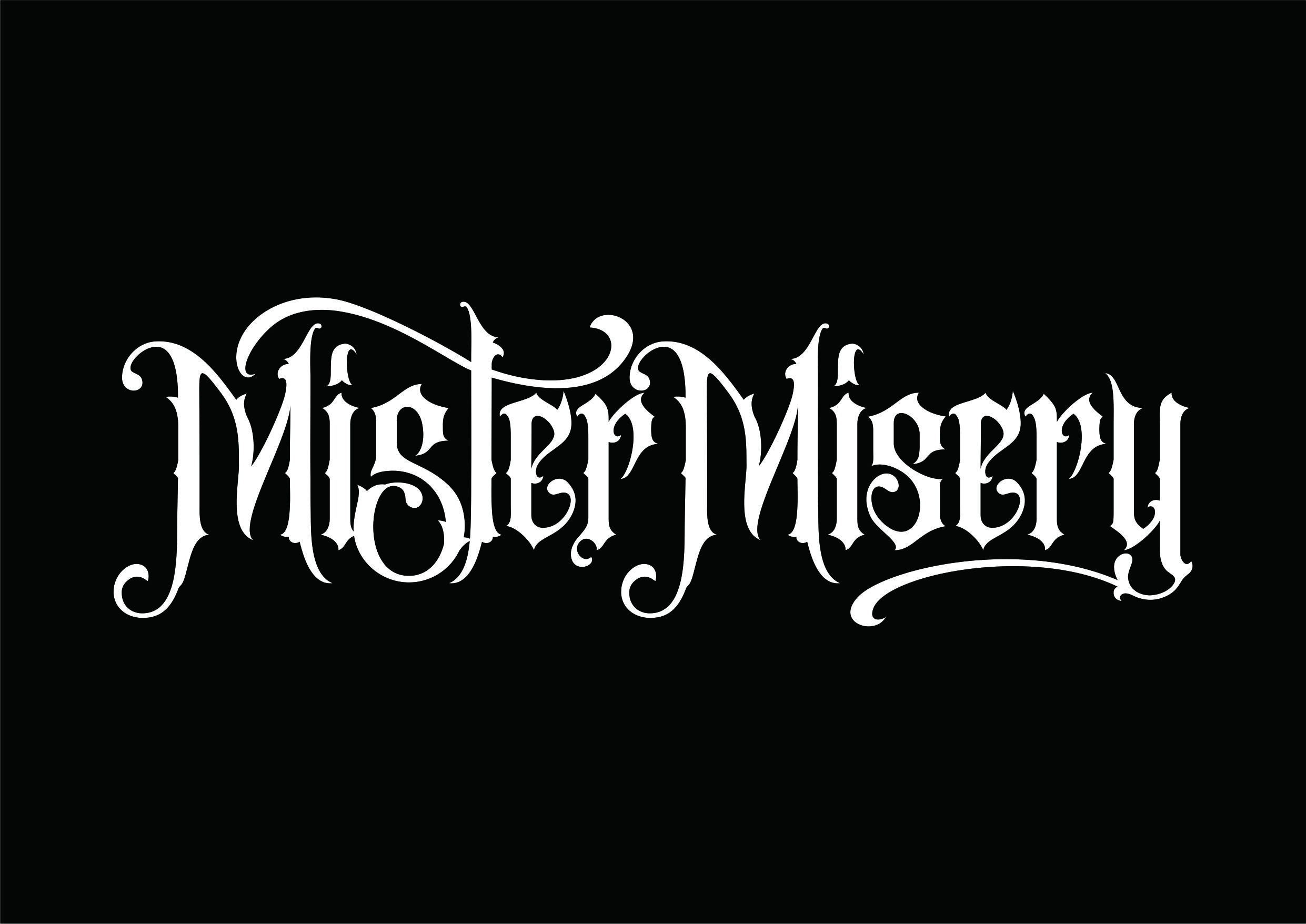 Mister Misery 01 (Black)